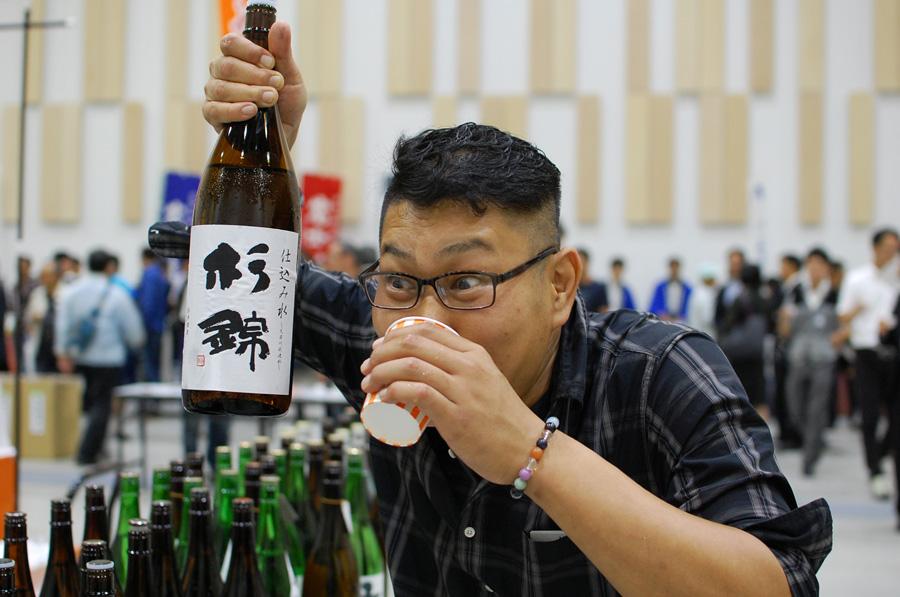 「第28回 静岡県地酒まつり in 静岡2015」に出店してきました。